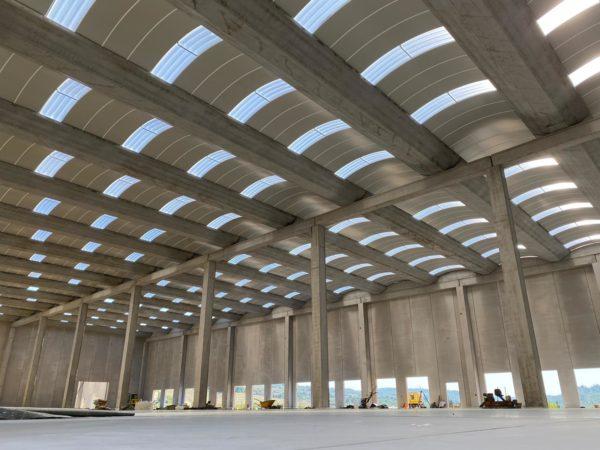 Impermeabilizzazioni e Montaggio Coperture Industriali